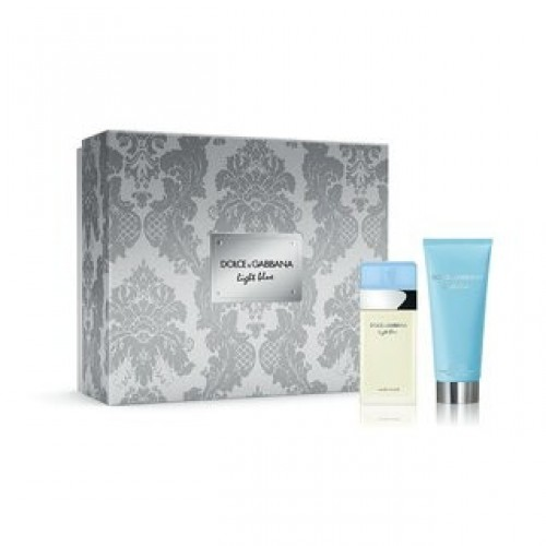 Light Blue Eau de Toilette Set