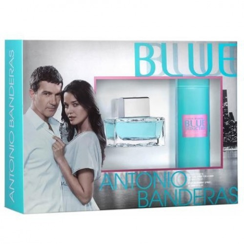 Blue Seduction for Women Eau de Toilette Set