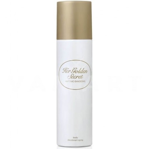 Her Golden Secret Deodorant Spray
