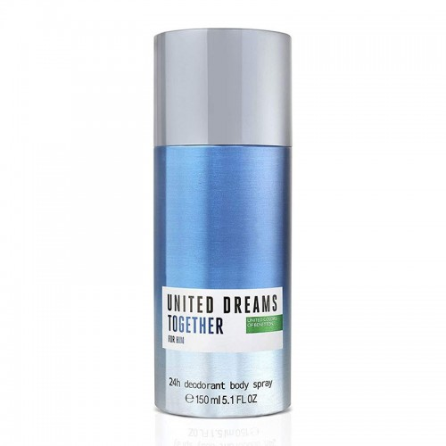 United Dreams Together for Him Deodorant Spray