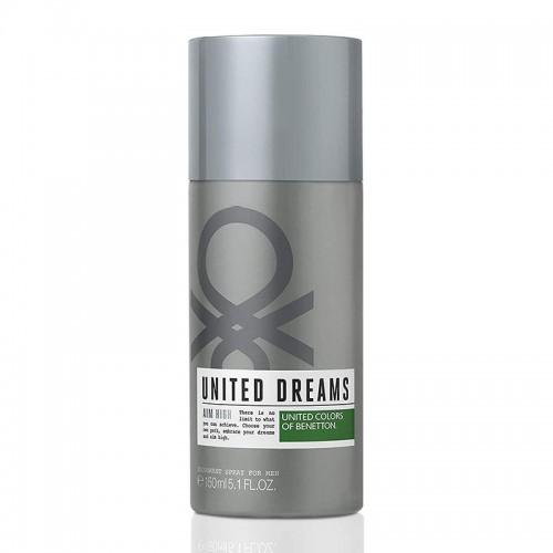 United Dreams Aim High Deodorant Spray