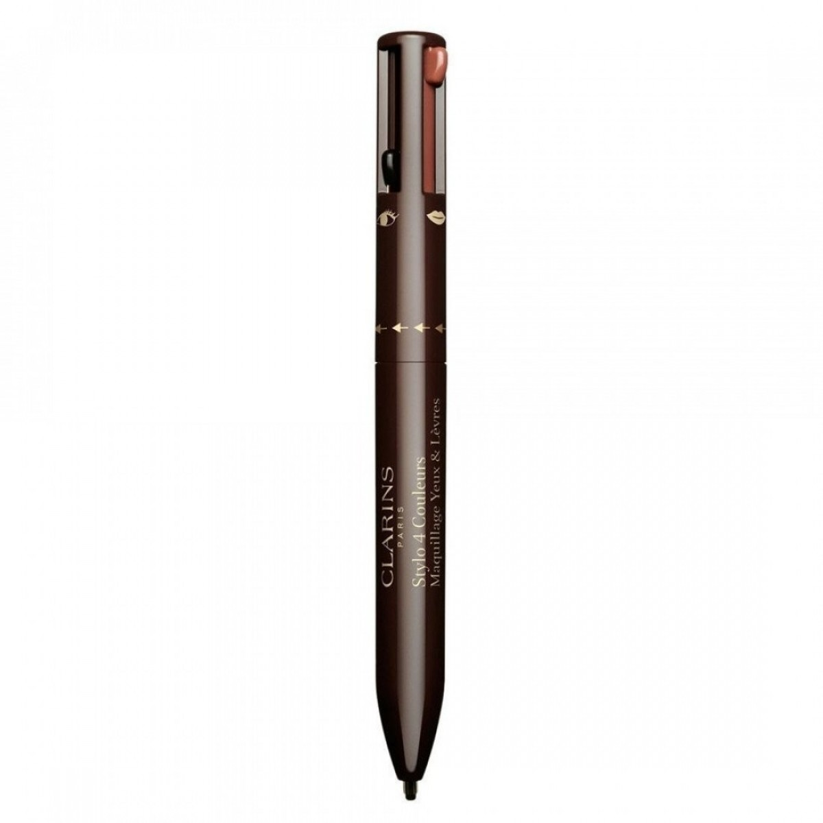 4-Colour All-in-One Eyes & Lips Pen