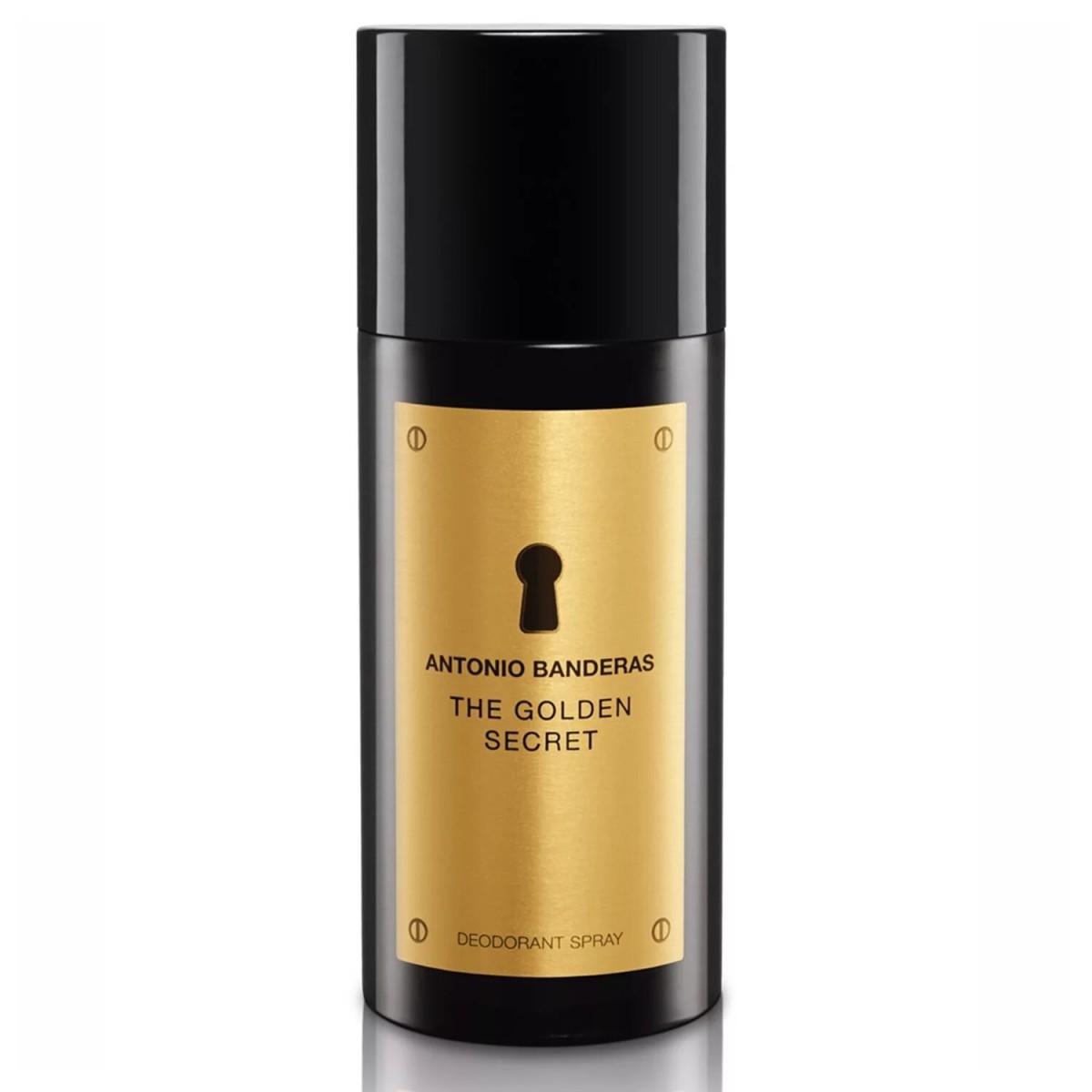 The Golden Secret Deodorant Spray