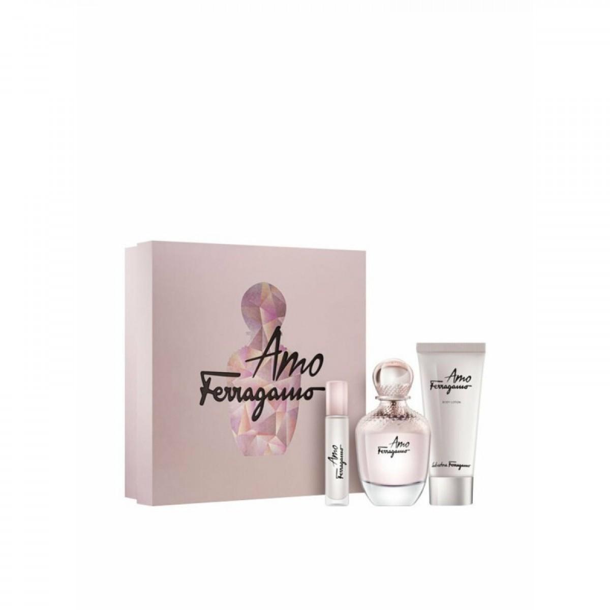Amo Holiday Limited Edition Set