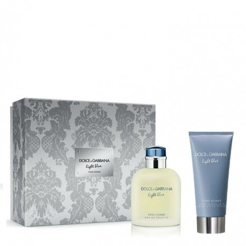 Light Blue Eau de Toilette Pour Homme Set