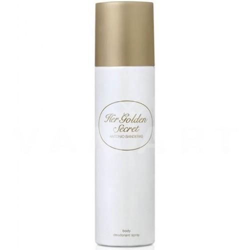 Her Golden Secret Deodorant Spray