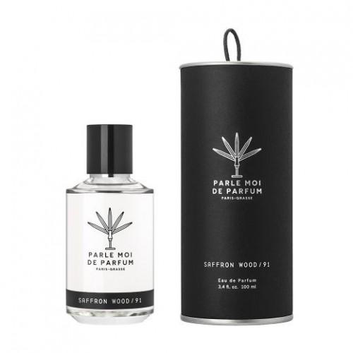 Saffron Wood/91 Eau de Parfum